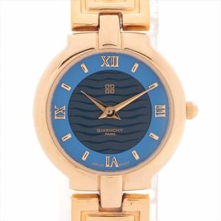 ジバンシィ(GIVENCHY)のジバンシィ バングルウォッチ GP   レディース 腕時計(腕時計)