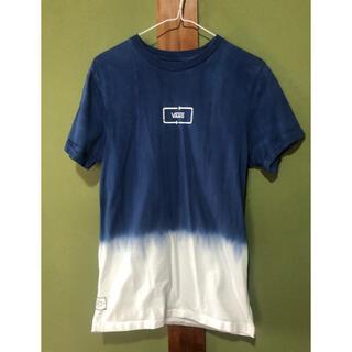ヴァンズ(VANS)のvans ブルーグラデTシャツ(Tシャツ(半袖/袖なし))