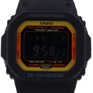 CASIO - カシオ Gショック  GW-M5610BY タフソーラー電波時計 メンズ 中古