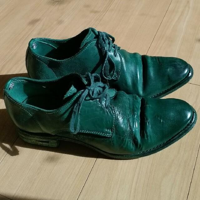 Carol Christian Poell(キャロルクリスチャンポエル)のキャロルクリスチャンポエル 短靴 サイズ7 メンズの靴/シューズ(ドレス/ビジネス)の商品写真