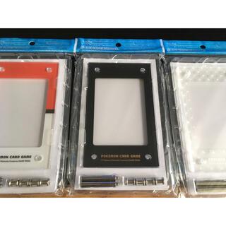 ポケモン(ポケモン)のポケモンカード ディスプレイフレーム 3種セット(Box/デッキ/パック)