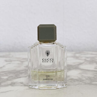 グッチ(Gucci)の廃盤 GUCCI NOBILE  ノービレ オードトワレ グッチ 5ml(香水(男性用))
