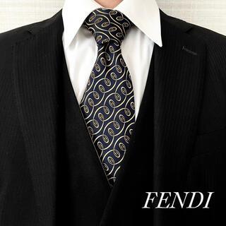 FENDI - FENDI フェンディ ネクタイ 送料無料