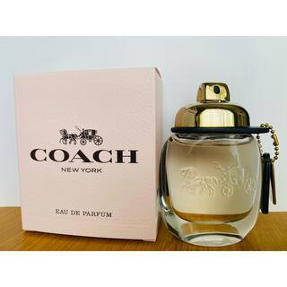 コーチ(COACH)のCOACH(コーチ) オードパルファム 30ml [箱付き](香水(女性用))