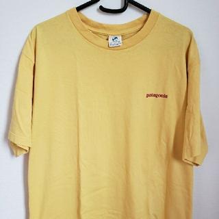 パタゴニア(patagonia)のpatagonia 90's ヴィンテージTシャツ(Tシャツ/カットソー(半袖/袖なし))