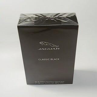 ジャガー(Jaguar)の香水 ジャガー クラシック ブラック 100ml オードトワレ 新品(香水(男性用))