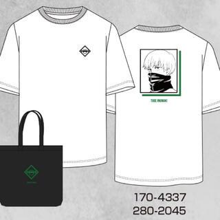 呪術廻戦 狗巻棘 Tシャツ エコバッグ Mサイズ アベイル(Tシャツ/カットソー(半袖/袖なし))