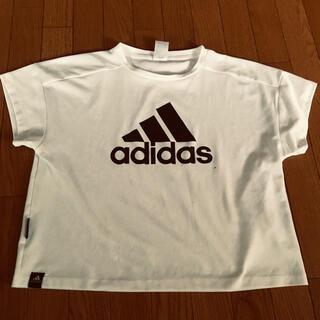 アディダス(adidas)のadidas メッシュTシャツ M size(カットソー(半袖/袖なし))