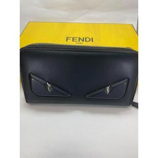 FENDI - 12フェンディモンスター長財布 ウォレット7M0210 076