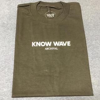 シュプリーム(Supreme)のKnow Wave Archival Tee Black 新品未使用 サイズL(Tシャツ/カットソー(半袖/袖なし))
