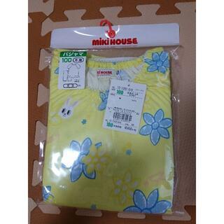 ミキハウス(mikihouse)の新品 未使用 ミキハウス mikihouse  パジャマ 100 b品 半袖(パジャマ)
