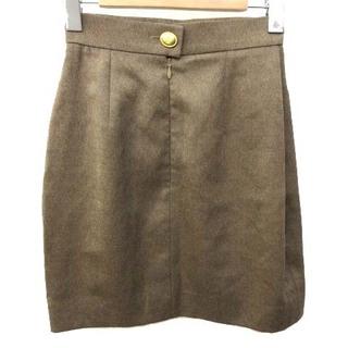 クリスチャンディオール(Christian Dior)のクリスチャンディオール ヴィンテージ スカート ひざ丈 タイト 36 M(その他)