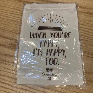 ネスレ(Nestle)の新品 キットカット ショッパー KitKat チョコレート 袋(ノベルティグッズ)