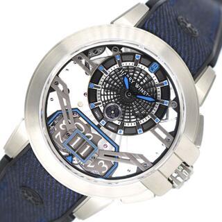 ハリーウィンストン(HARRY WINSTON)のハリーウィンストン HARRY WINSTON プロジェクトZ11 腕【中古】(腕時計(アナログ))