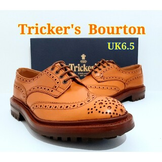 Trickers - 新品 Tricker's Bourton UK6.5 トリッカーズ バートン