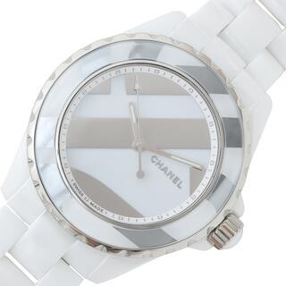 シャネル(CHANEL)のシャネル CHANEL J12アンタイトル 腕時計 メンズ【中古】(その他)