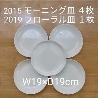 ヤマザキセイパン(山崎製パン)のヤマザキパンまつり お皿2種 5枚セット(食器)