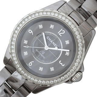 シャネル(CHANEL)のシャネル CHANEL J12クロマティック 腕時計 メンズ【中古】(その他)