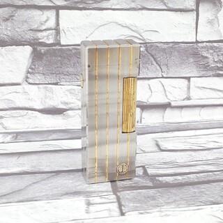 ダンヒル(Dunhill)のダンヒル 29 ライター サテン4ライン ローラガス ダンヒルライター(タバコグッズ)