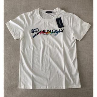 ジバンシィ(GIVENCHY)のGIVENCHYジバンシィ レインボー Tシャツ Lサイズ(Tシャツ(半袖/袖なし))