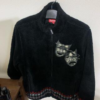 Supreme - Drama Mask Fleece Jacket