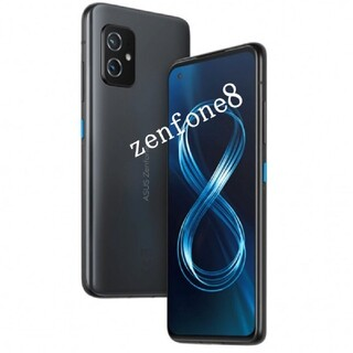ASUS - ASUS Zenfone 8 8GB/128GB SIMフリー アンドロイド