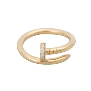 カルティエ(Cartier)のカルティエ Cartier ジュストアンクルリング リング・指輪 メン【中古】(リング(指輪))