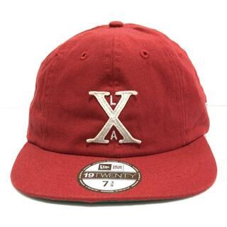XLARGE - XLARGE×NEWERAエクストララージクーパーズタウンコラボキャップ