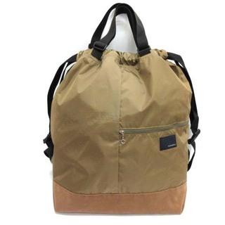 ナナミカ(nanamica)のナナミカ nanamica 2way Shoulder Bag リュックサック (バッグパック/リュック)
