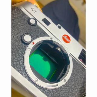 LEICA - 【完動品】Leica M 240 silver ライカ m240 シルバー
