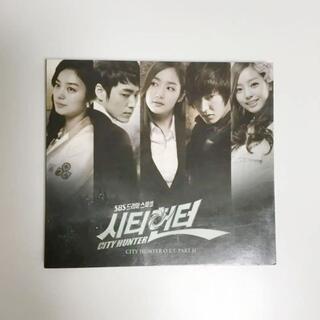 韓国ドラマ シティーハンター in Seoul サウンド OST パート2(テレビドラマサントラ)