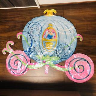 Disney - シンデレラ バルーン 特大 アルミ 馬車 お誕生日