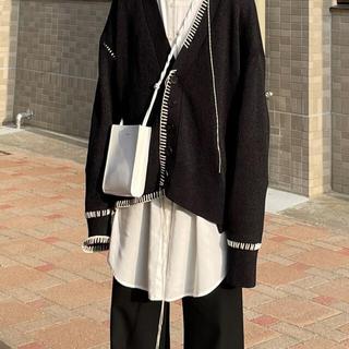 ジルサンダー(Jil Sander)の【JIL SANDER】small tangle bag / White(ショルダーバッグ)