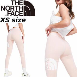 ザノースフェイス(THE NORTH FACE)のザ ノースフェイス レギンス NF0A3YV9 フレックス タイツ ピンク XS(レギンス/スパッツ)