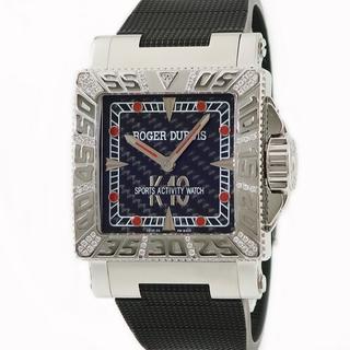 ロジェデュブイ(ROGER DUBUIS)のロジェデュブイ  アクアマーレ GA35 21 9-SD K9/K10:(腕時計(アナログ))