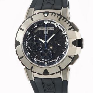 ハリーウィンストン(HARRY WINSTON)のハリーウィンストン  オーシャン クロノグラフ OCSACH44ZZ00(腕時計(アナログ))