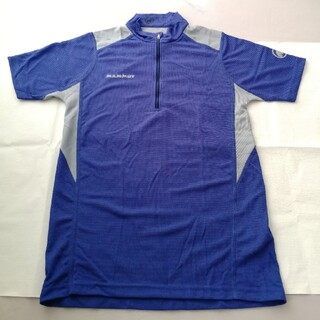マムート(Mammut)のMAMMUT 半袖 Tシャツ Mサイズ(登山用品)