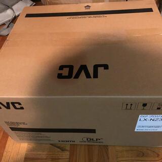 新品未開封JVC 4Kプロジェクター  LX-NZ3-W(プロジェクター)
