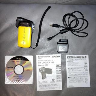 SANYO - XACTI DMX-CA100 SANYO フルHDデジタルムービーカメラ