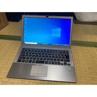 バイオ(VAIO)のSony VAIO VJS131C11N i7-6500U 8GB SSD128(ノートPC)