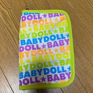 ベビードール(BABYDOLL)の母子手帳入れ(母子手帳ケース)