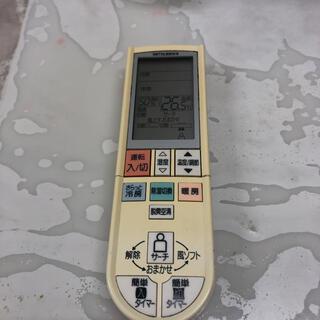 ミツビシ(三菱)の中古 MITSUBISHIエアコン リモコン PG072(エアコン)
