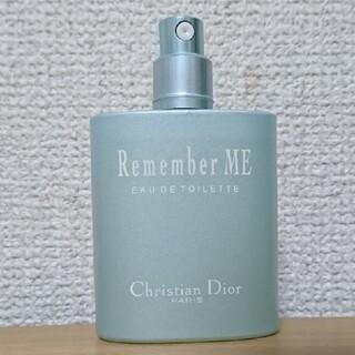 クリスチャンディオール(Christian Dior)の限定 ★ ディオール リメンバーミー オードトワレ 50ml (香水(女性用))