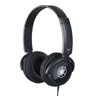 ヤマハ(ヤマハ)のヤマハ ヘッドフォン HPH-100B (説明書、箱付き)(ヘッドフォン/イヤフォン)