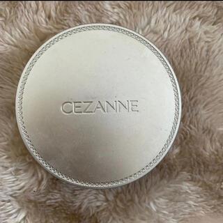 CEZANNE(セザンヌ化粧品) - セザンヌ UVシルクフェイスパウダー 01 明るい肌色