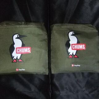 チャムス(CHUMS)の【2個セット】セブン限定 CHUMS チャムス PayPay エコバッグ(エコバッグ)