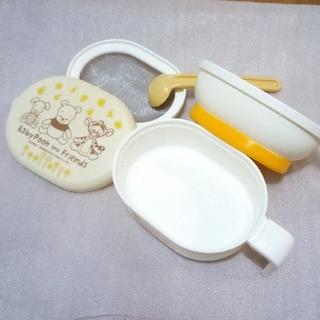 ディズニー(Disney)のプーさん♡離乳食調理セット(離乳食調理器具)