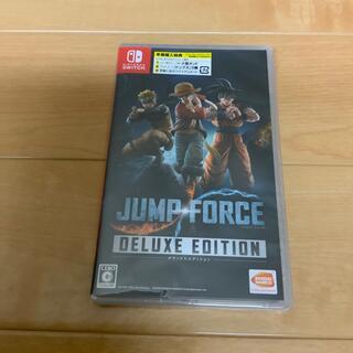 ニンテンドースイッチ(Nintendo Switch)のJUMP FORCE デラックスエディション Switch(家庭用ゲームソフト)