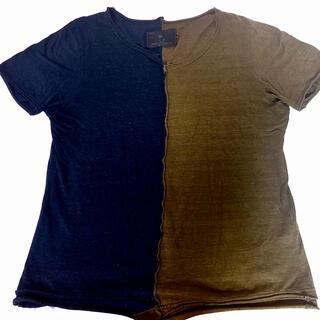 ヴァルゴ(VIRGO)のVIRGO ヴァルゴ PARALLEL WAY カットソー(Tシャツ/カットソー(半袖/袖なし))