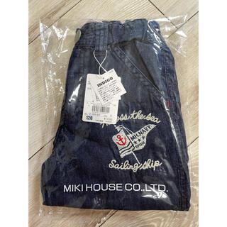 ミキハウス(mikihouse)の値下げ*ミキハウス mikihouse ハーフパンツ ズボン 120cm(パンツ/スパッツ)